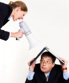 Medidas disciplinares e advertências a funcionários